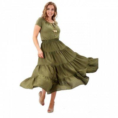 СИНЕЛЬ - Трикотажка для дома и Одежда на выход с 40 до 68 — Большие размеры - скидки