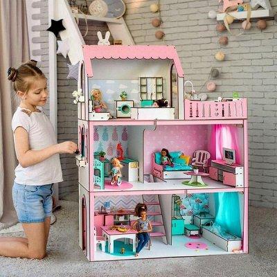 Самые любимые — детские игрушки в наличии! Полное обновление — Мебель, дома, одежда для кукол — Куклы и аксессуары