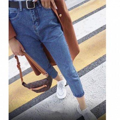 Не упусти момент! Качественные джинсы по доступным ценам — Джинсы Мом — Джинсы