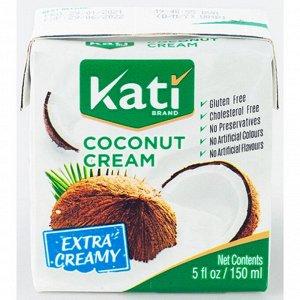 Кокосовые сливки KATI 150 мл