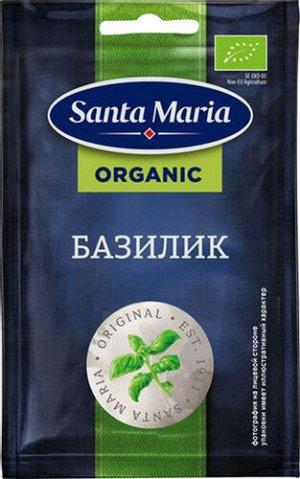 Базилик. Органик Santa Maria 4грx15