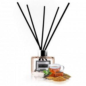 Аромадиффузор 14 RENI Home Чёрный чай и специи