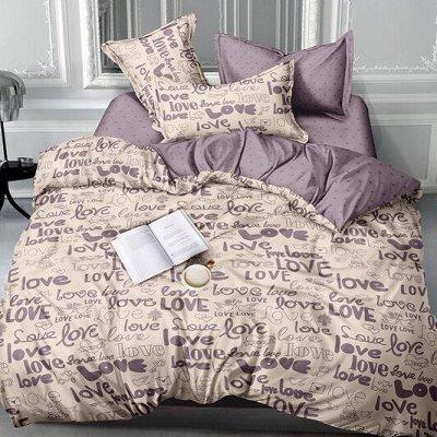 Домашний текстиль от Домтрик — КПБ семейный — Семейные комплекты