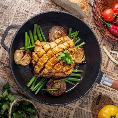 ВСЕ В ДОМ: Посуда для дачи — ТМ БИОЛ ЧУГУН УКРАИНА — Сковороды