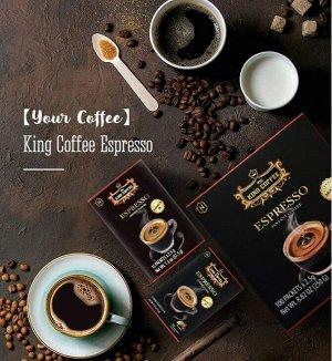 Растворимый черный кофе Премиум Еспрессо 15*2,5гр