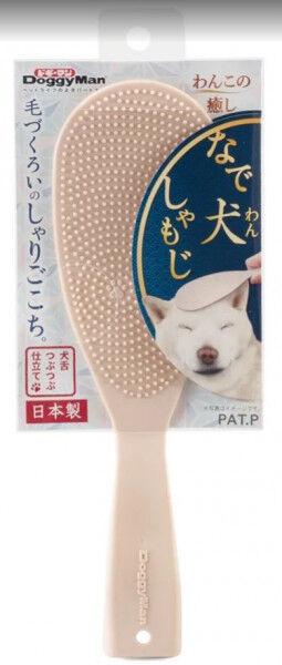 Щетка массажная для восстановления роста луковиц шерсти у собак
