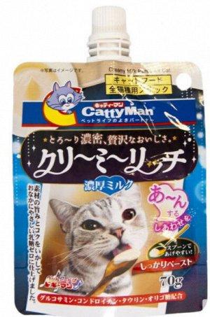 Сгущенка-лакомство на основе японского тунца-бонито для кошек 70гр