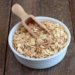 Хлопья пшеничные из пророщенного зерна, не требующие варки, 250 г