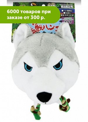 Игрушка для собак Мягкая Волк (Ш) 160 x (В) 320 x (Г) 180 (мм)