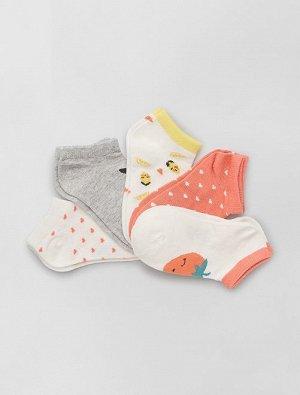 Комплект из 5 пар носков Eco-conception