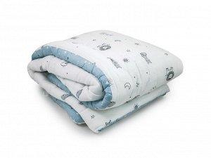 Одеяло GOCHU Saja 150*200 голубой