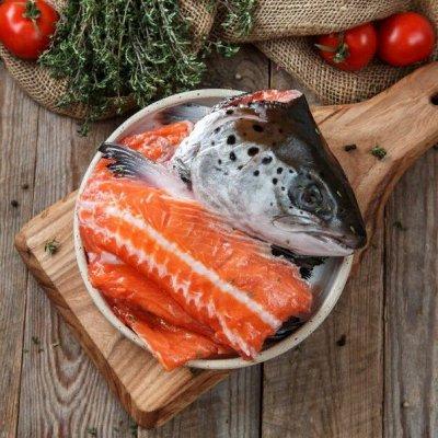Камчатская камбала обесшкуренная! ✔SEAZAM — Салат из водорослей чука, суповые наборы, головы рыбки