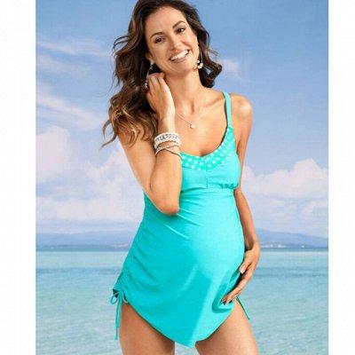 Одежда на все случаи жизни. Новинки! Купальники! — Купальники. Купальник для беременных — Для беременных и кормящих мам