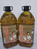 """Масло олив из выжимок раф с добав нераф тз. """"La Espanola"""" (5 л)"""