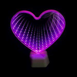 Ночной Светильник Бесконечность Сердце