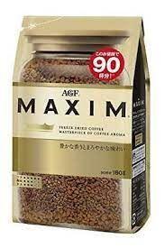 Кофе РАСТВОРИМЫЙ AGF Maxim 180 гр м/у