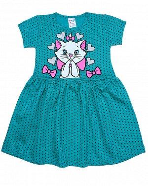 Платье для девочки 3-7 STAR KIDS
