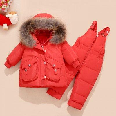 *Одежда и аксессуары по эконом ценам* — Детские лыжные костюмы и штаны