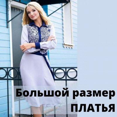 Недорогие платья и шторы - от 42 до 56! Сумки шопперы — Большие размеры - платья — Платья