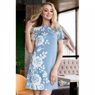 Недорогие платья и шторы - от 42 до 56! Сумки шопперы — Платья - 2 — Короткие платья