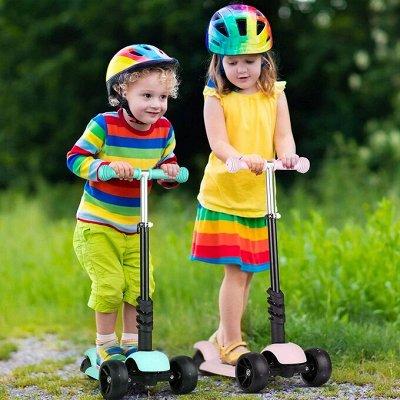 Prime Sport! Здоровый образ жизни—лучшее решение — Самокаты детские — Самокаты