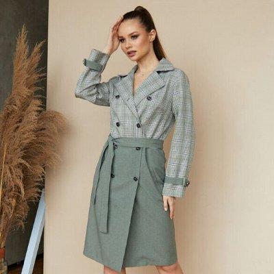 Стильная и модная одежда ЕLLcoRa — Жакеты