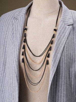 Колье Street Fashion - Бижутерия Selena