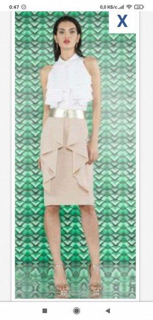 Красивенная итальянская юбка