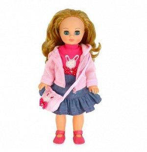 Кукла Лиза Нежный сентябрь, 42 см, 13*21*49 см   тм.Весна