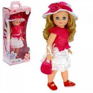 Кукла Лиза Пикник ,42 см, 13*21*49 см   тм.Весна