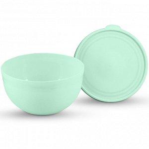 Миска Миска  1,0л с/к Миска - это функциональный предмет кухонной утвари, предназначенный для повседневного использования: в качестве салатника, тарелки, емкости для хранения. Представленное изделие о