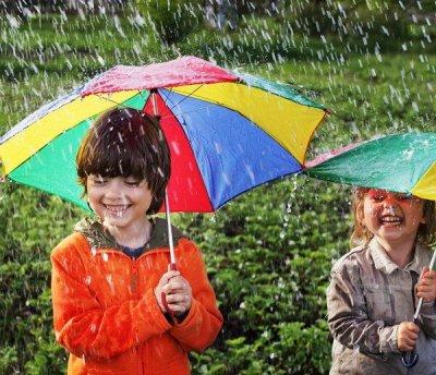Детские игрушки в наличии! Полное обновление — Зонтики, дождевики