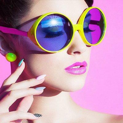 Для стильного образа! Бижутерия, повязки, заколки, очки — Солнцезащитные женские очки