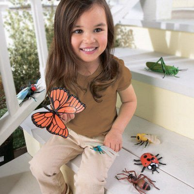 Самые любимые — детские игрушки в наличии! Полное обновление — Фигурки животных,насекомых — Фигурки