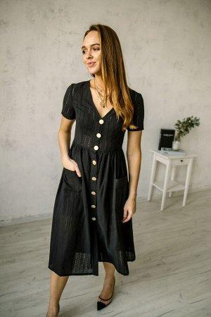 Платье Платье Pur Pur 01-602/5  Состав: Хлопок-100%; Сезон: Весна-Лето Рост: 170  Летнее платье из хлопка.