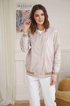 Куртка Куртка Fantazia Mod 3887  Состав: ПЭ-100%; Сезон: Весна Рост: 164  Куртка - любимица всех модниц. Мало какой предмет женского гардероба отличается такой же практичностью, универсальностью и фу