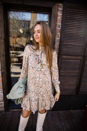 Платье Платье Pur Pur 01-794/8  Состав: Вискоза-100%; Сезон: Весна-Лето Рост: 170  Коллекция Pur Pur 2021.