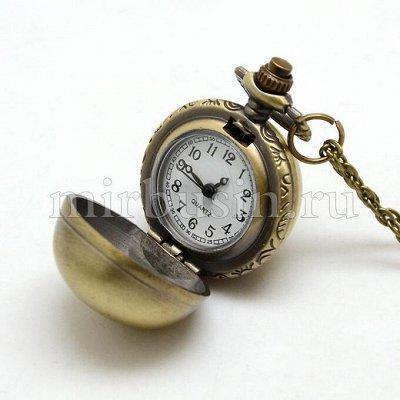 Мир бусин - все для украшений и рукоделия!  — Карманные, наручные часы, фурнитура — Хобби и творчество