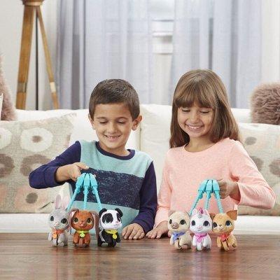 Самые любимые — детские игрушки в наличии! Полное обновление — Интерактивные животные, аксессуары — Интерактивные игрушки