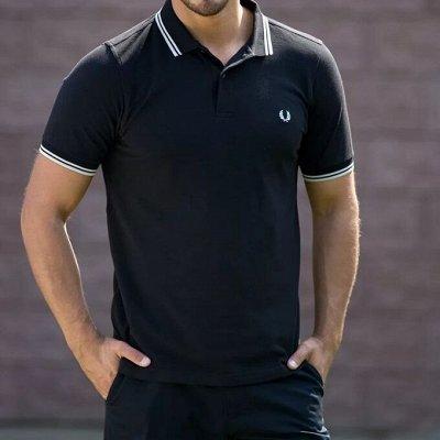 RICHGREEN ●Стильная одежда для мужчин по супер-ценам! 42-58🔥 — Футболки Поло — Футболки-поло