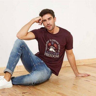 RICHGREEN ●Стильная одежда для мужчин по супер-ценам! 42-58🔥 — Джинсы — Прямые джинсы