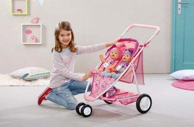 Самые любимые — детские игрушки в наличии! Полное обновление — Коляски для кукол — Куклы и аксессуары