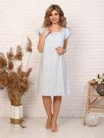 Сорочка ночная женская,мод. 426,трикотаж (Умиление (бирюзовый))