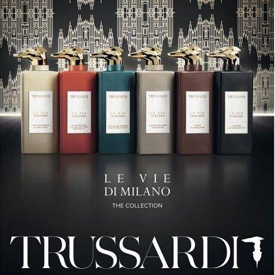 Нишевая парфюмерия. Лучшее для вас! — Trussardi - НОВИНКИ 2020!! — Парфюмерия
