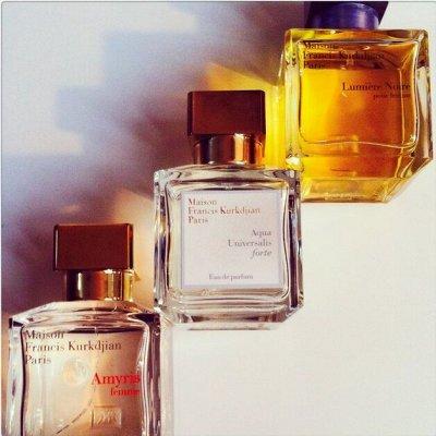 Нишевая парфюмерия. Лучшее для вас! — Maison Francis Kurkdjian — Парфюмерия