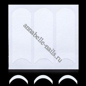 Трафарет для дизайна ногтей №02