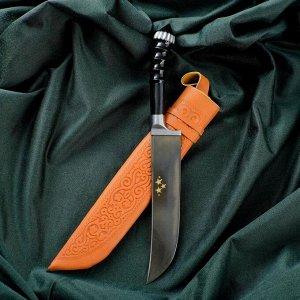 Нож Пчак Шархон - рукоять дерево, металл