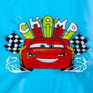 """Дождевик детский """"Champ"""" Тачки , р-р L"""