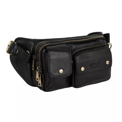 Сумки POLA новинки + big sale от 638 руб — Мужские маленькие сумки КОЖА