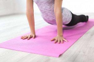 Гимнастический коврик Yoga Mat / 173 x 62 x 0,5 см
